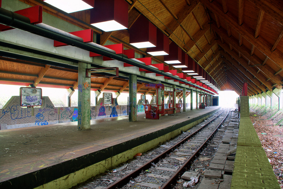 Wooden Roof Station