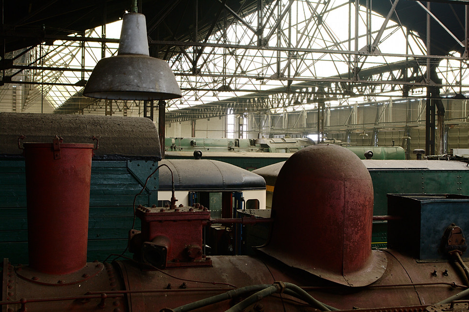 The Steam Train Depot