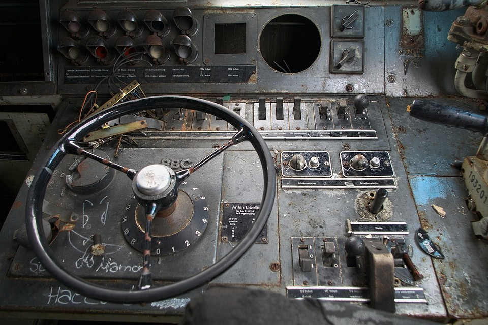BBC Steering Wheel