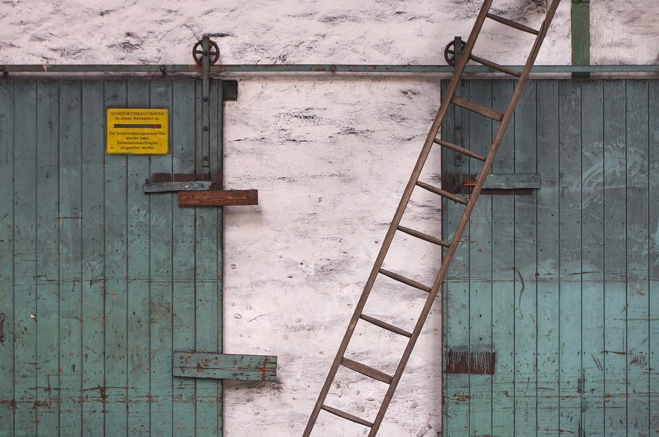 Gates and Ladder